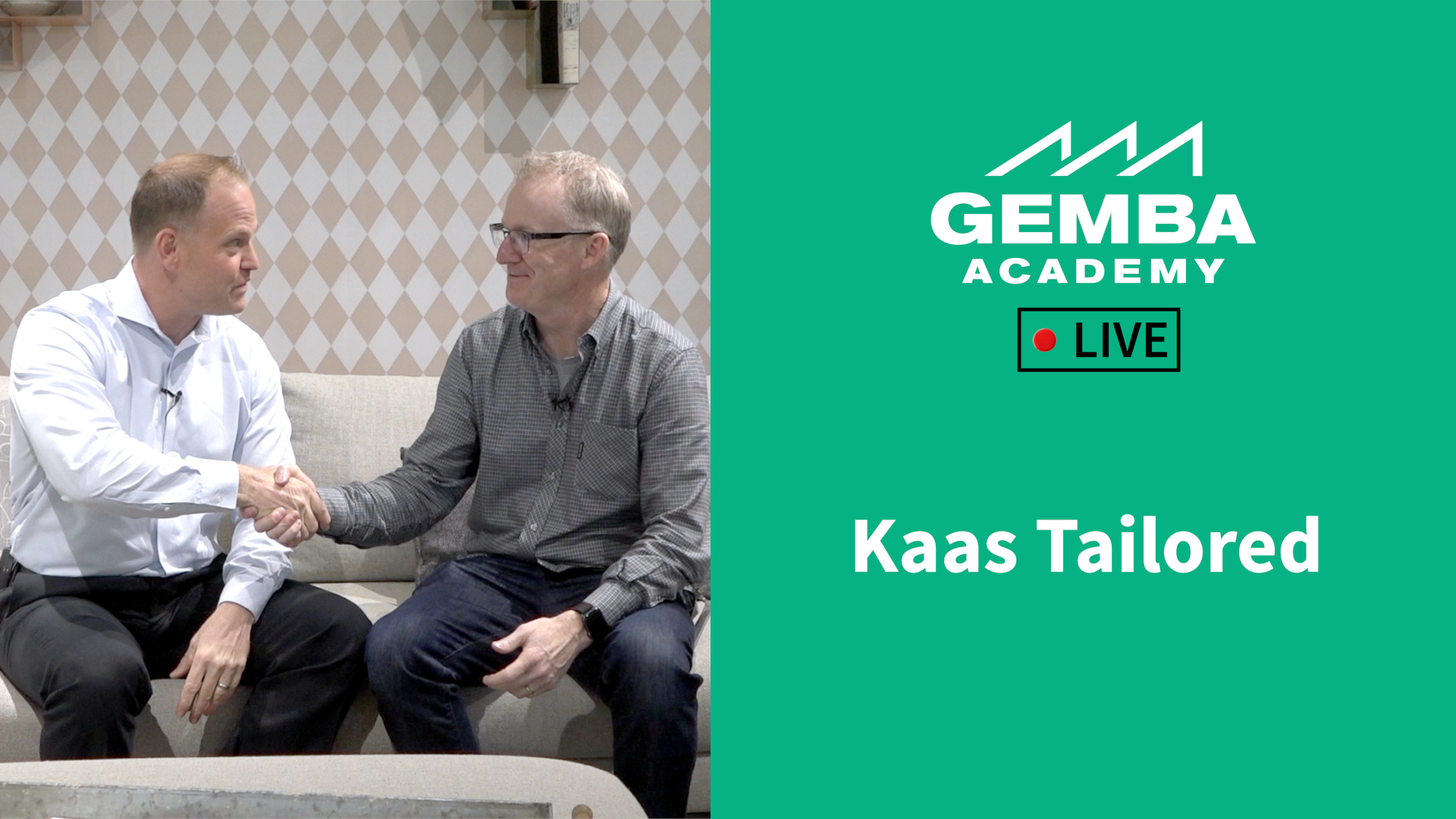 Kaas tailored new videos